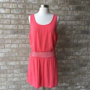 Maurices Lined Romper Size XL 🌸